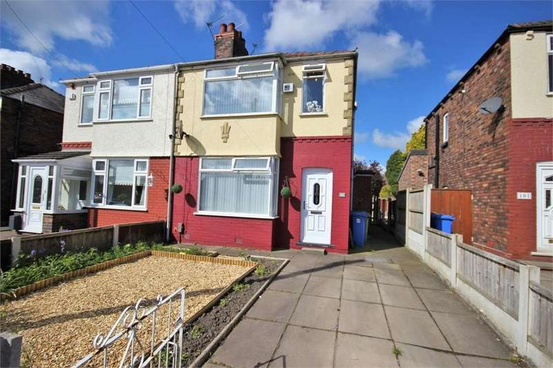 2 Bedrooms Semi Detached House for sale in Moorfield Road, WIDNES, Cheshire