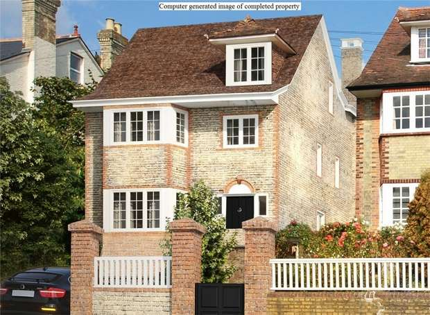 5 Bedrooms Land Commercial for sale in Belmont Hill, St Albans, Hertfordshire