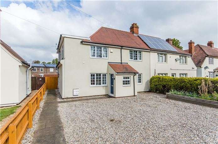 4 Bedrooms Semi Detached House for sale in New Road, Impington, Cambridge