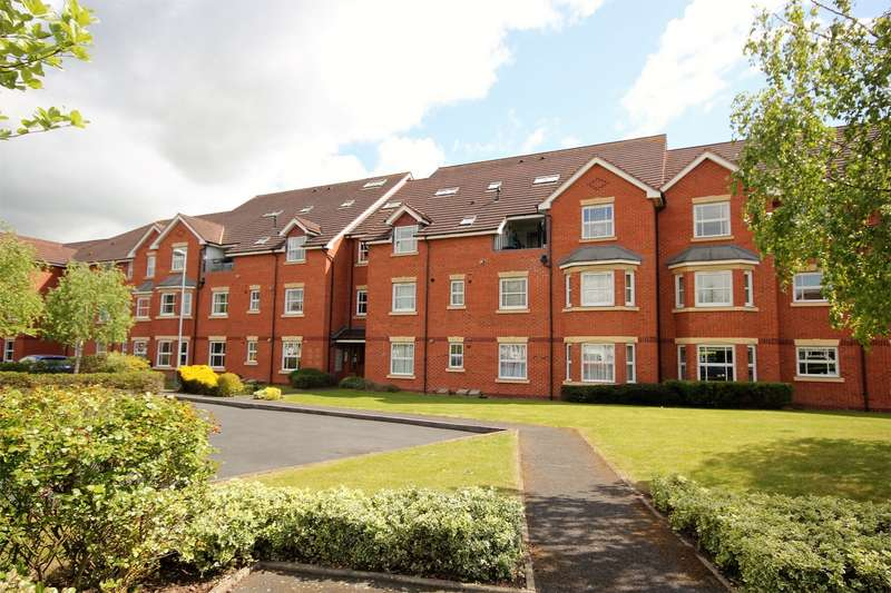 3 Bedrooms Flat for sale in Hardy Court, Barbourne, Worcester