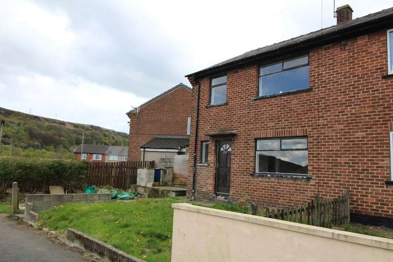 3 Bedrooms Semi Detached House for sale in Central Avenue, Keighley, BD22