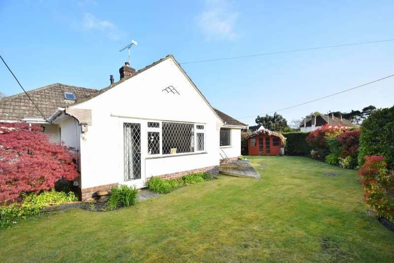 3 Bedrooms Detached Bungalow for sale in Sandford
