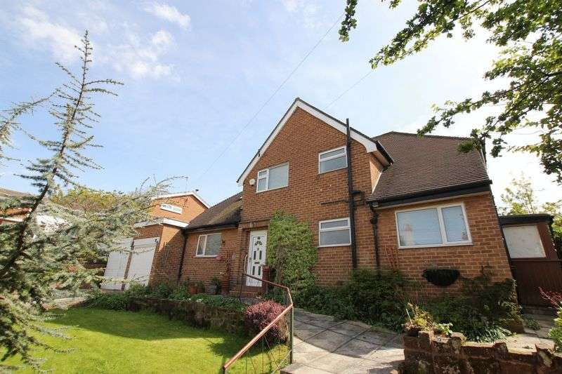 5 Bedrooms Detached House for sale in Claremont Road, West Kirby, Wirral