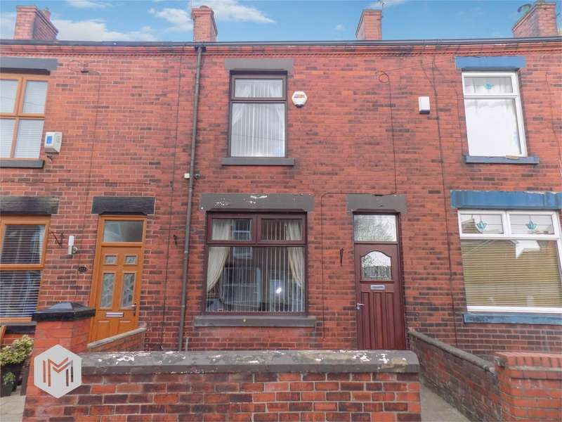 2 Bedrooms Terraced House for sale in Lord Street, Kearsley, Bolton, Lancashire