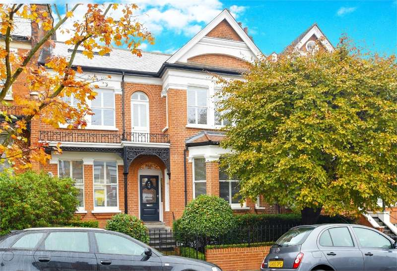 6 Bedrooms Terraced House for sale in Muswell Road, Muswell Hill, London
