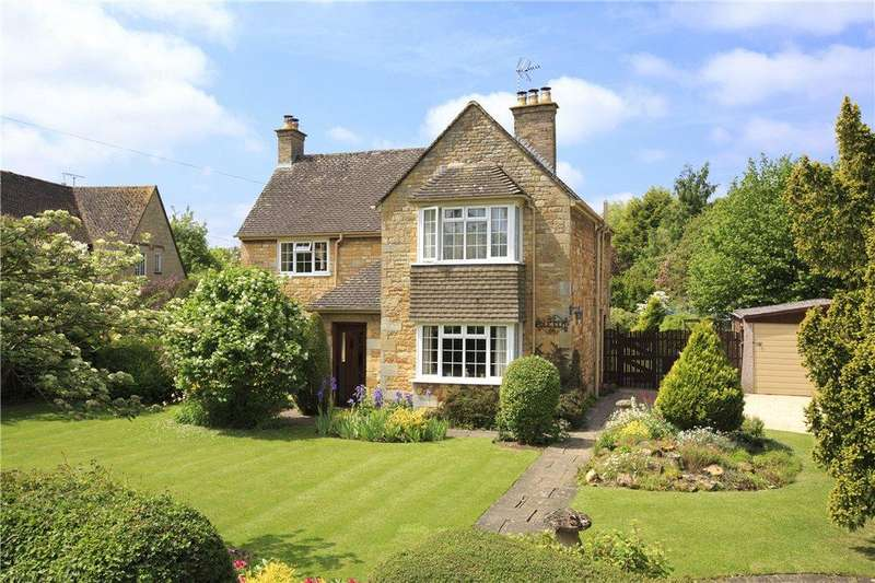 4 Bedrooms Detached House for sale in Springfield Lane, Broadway, Worcestershire, WR12