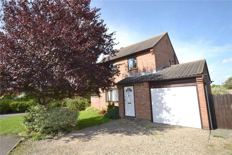3 Bedrooms Detached House for sale in Nursery Gardens, Yarm, Stockton-On-Tees