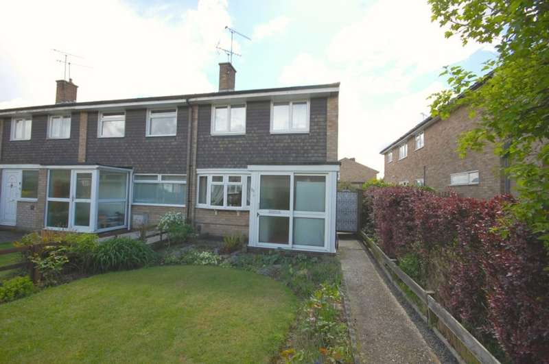 3 Bedrooms End Of Terrace House for sale in Robin Way, Tile Kiln, Chelmsford, CM2