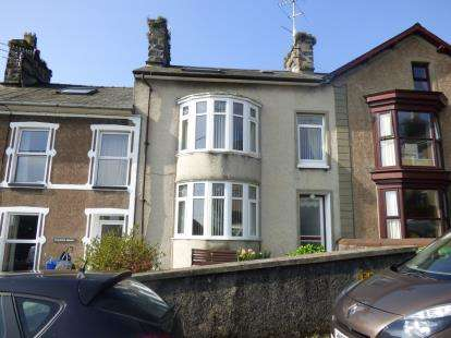 5 Bedrooms Terraced House for sale in Dora Street, Porthmadog, Gwynedd, LL49