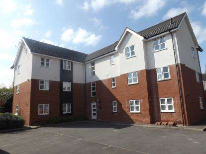2 Bedrooms Flat for sale in Leyburn Road, Chelmsley Wood, Birmingham, West Midlands