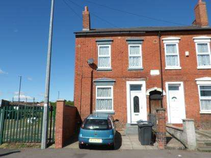 4 Bedrooms End Of Terrace House for sale in Mole Street, Sparkbrook, Birmingham, West Midlands