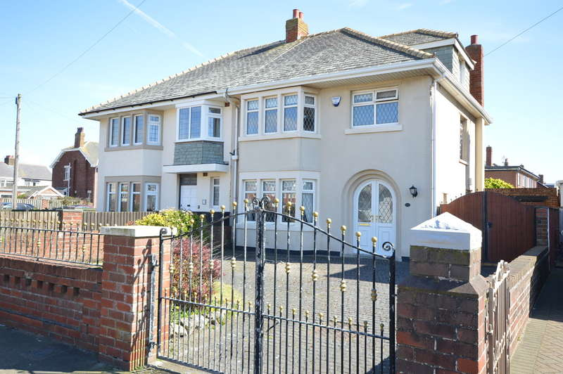 4 Bedrooms Semi Detached House for sale in Abercorn Place, South Shore