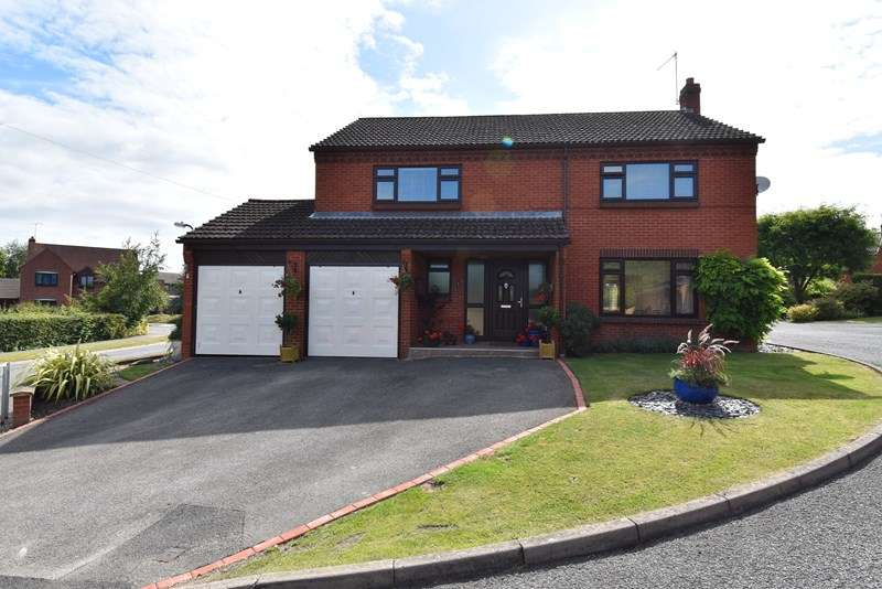 5 Bedrooms Detached House for sale in Worcester Road, Wyre Piddle, Pershore
