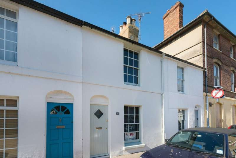 2 Bedrooms Cottage House for sale in Woodlawn Street, Whitstable, CT5