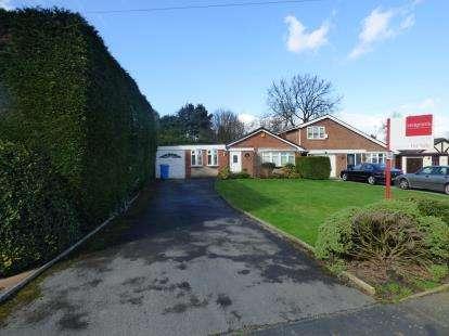 2 Bedrooms Bungalow for sale in Farringdon Road, Winwick, Warrington, Cheshire