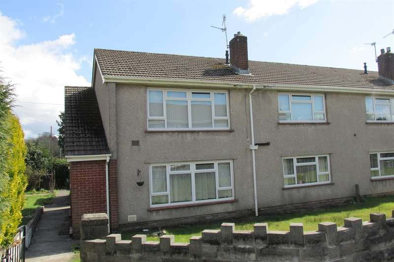 2 Bedrooms Flat for sale in Llewellyn Road, Penllergaer, Swansea