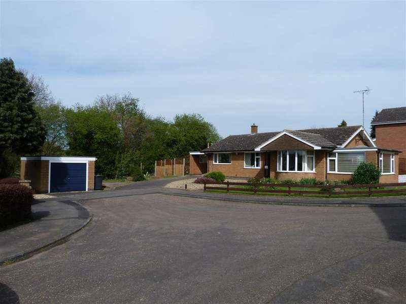 2 Bedrooms Detached Bungalow for sale in Latymer Close, Braybrooke