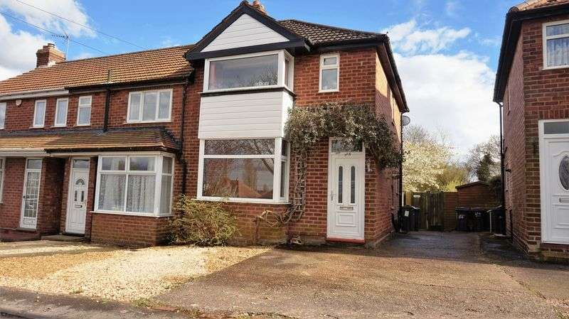 3 Bedrooms Terraced House for sale in Groveley Lane, Birmingham