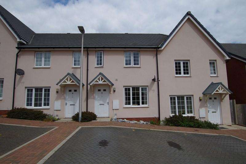 2 Bedrooms Terraced House for sale in Jubilee Close, Teignmouth