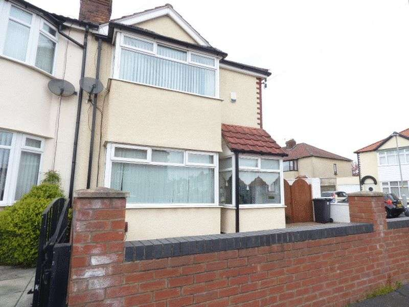 3 Bedrooms Terraced House for sale in Hythe Avenue, Litherland