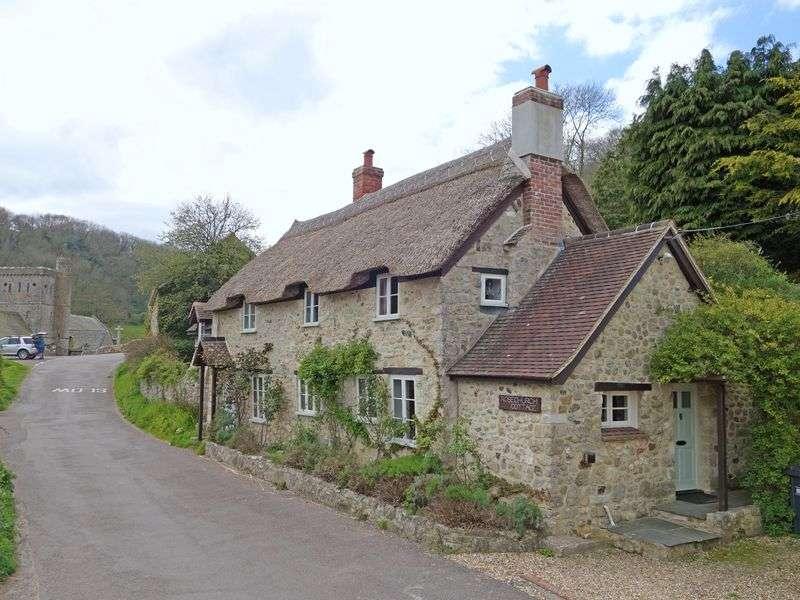 3 Bedrooms Detached House for sale in Branscombe, East Devon
