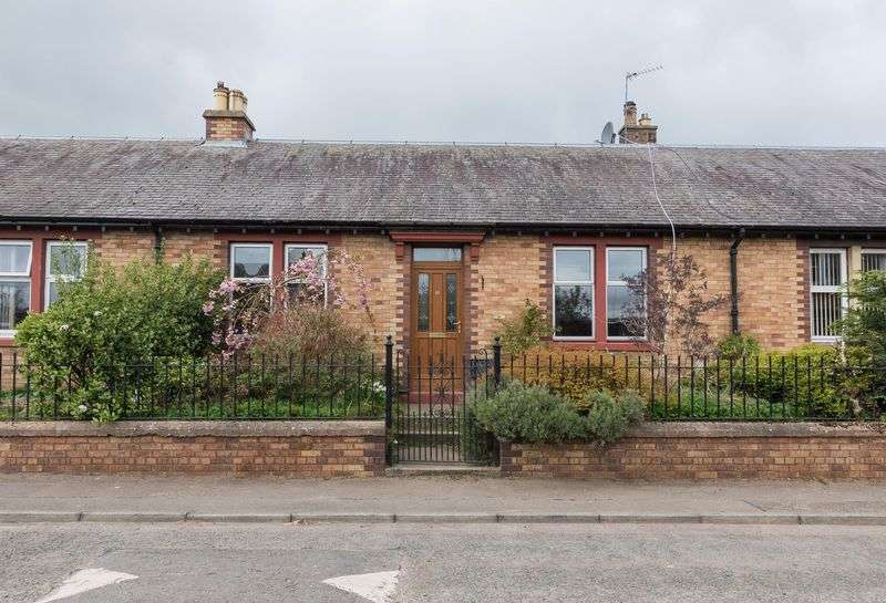 2 Bedrooms Terraced House for sale in 15 Gorton Road, Rosewell, Midlothian EH24 9AF