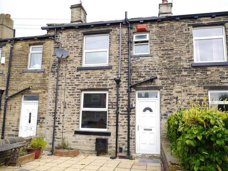 2 Bedrooms Terraced House for sale in Seed Row, Bierley, BD4 6AP