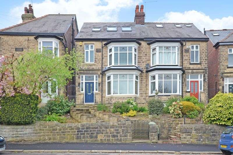 3 Bedrooms Semi Detached House for sale in Button Hill, Sheffield