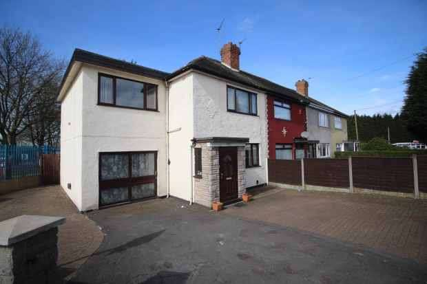 4 Bedrooms Property for sale in Primley Avenue, Walsall, West Midlands, WS2 9UP