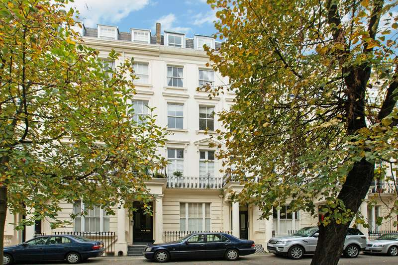 2 Bedrooms Flat for sale in Clifton Gardens, Little Venice