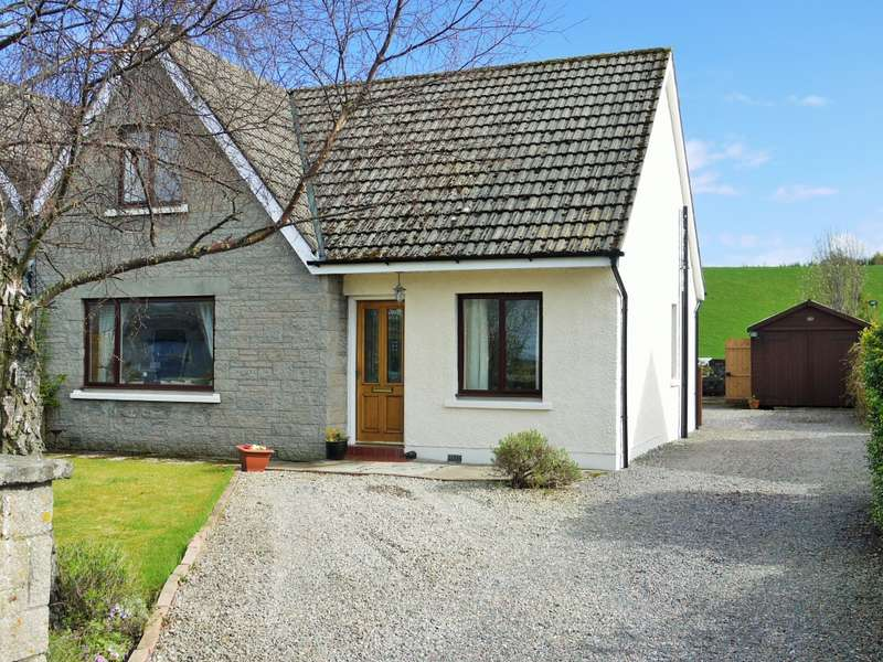 3 Bedrooms Semi Detached House for sale in 11 County Cottages Piperhill, Cawdor, IV12 5SE