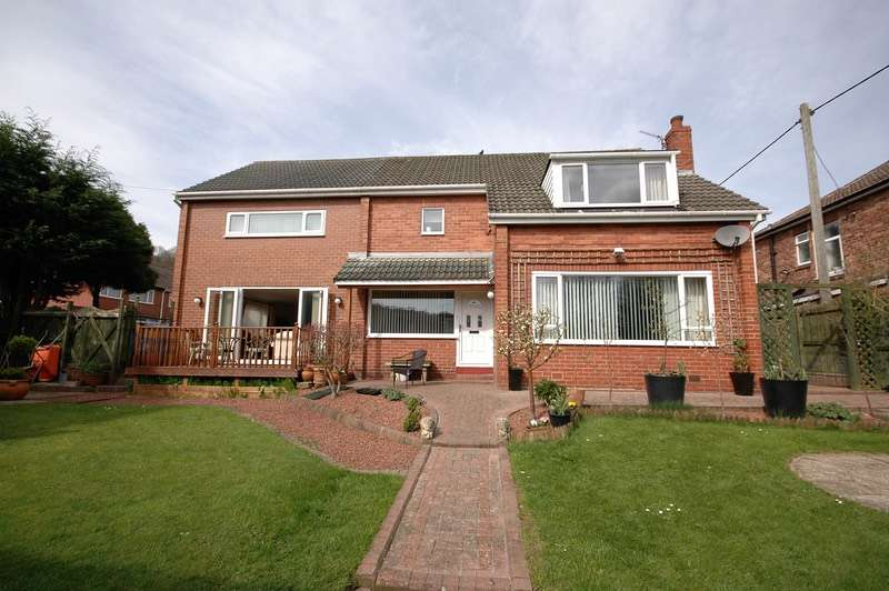 4 Bedrooms Detached House for sale in LINTZFORD ROAD, ROWLANDS GILL, Tyne and Wear, NE39