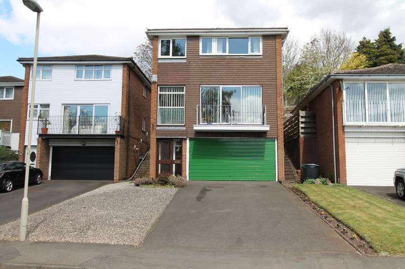 4 Bedrooms Detached House for sale in Chawn Park Drive, Pedmore, Stourbridge, DY9