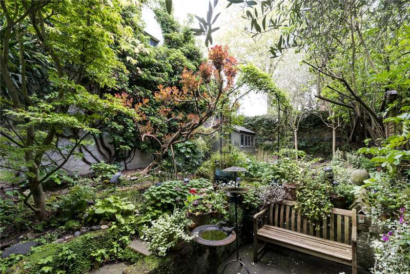 2 Bedrooms Flat for sale in Clarendon Road, London, W11