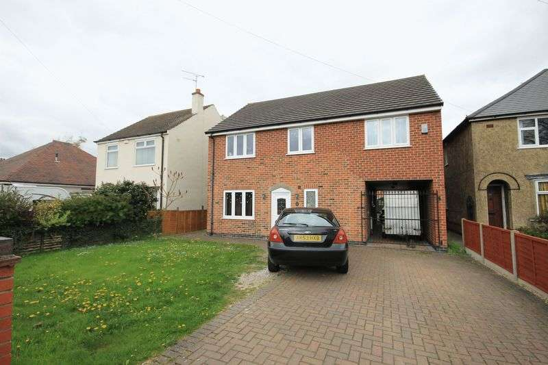 4 Bedrooms Detached House for sale in WESTON PARK AVENUE, SHELTON LOCK