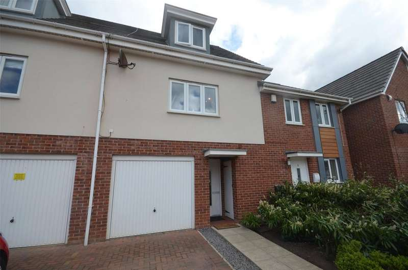 3 Bedrooms Terraced House for sale in Teal Farm Park