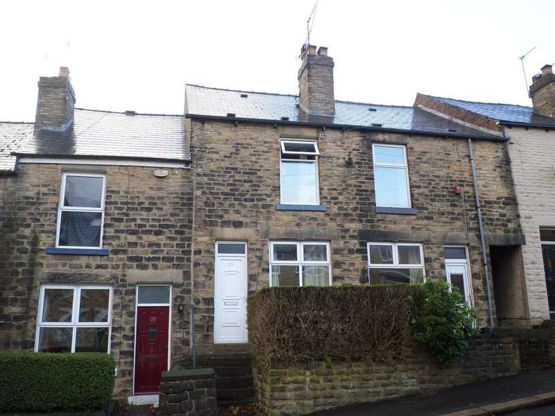 3 Bedrooms Terraced House for rent in Evelyn Road, Crookes, S10