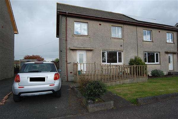 2 Bedrooms Semi Detached House for sale in Hillside Street, Stevenston