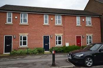 3 Bedrooms Terraced House for sale in Holden Road, Leigh, Wigan, WN7