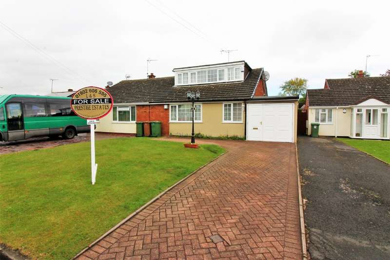 3 Bedrooms Semi Detached Bungalow for sale in Edinburgh Drive, Summer Hayes