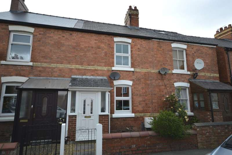 2 Bedrooms Property for sale in Victoria Street, Oswestry, SY11
