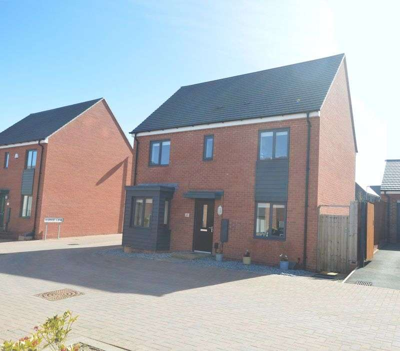 3 Bedrooms Detached House for sale in Reynolds Fold, Telford
