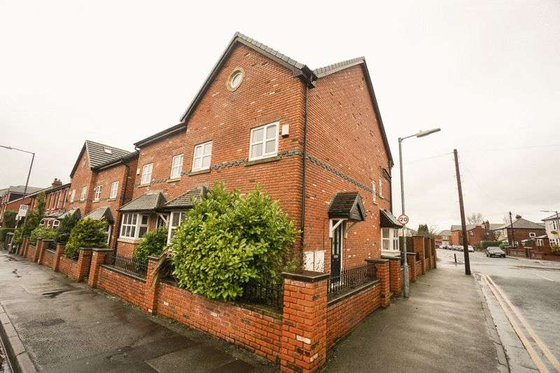 4 Bedrooms Semi Detached House for sale in Longworth Road, Horwich