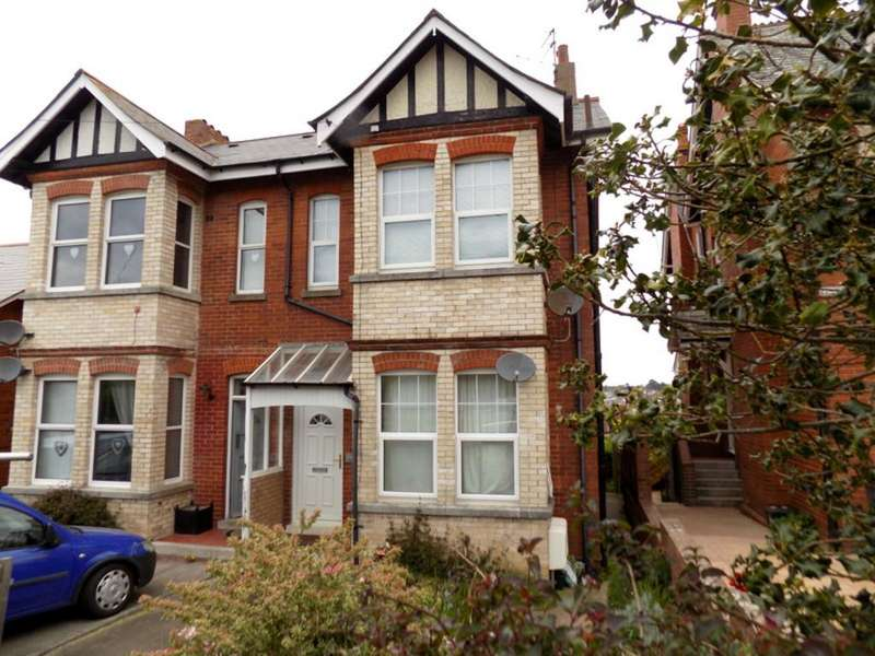 3 Bedrooms Maisonette Flat for sale in Albion Hill, Exmouth
