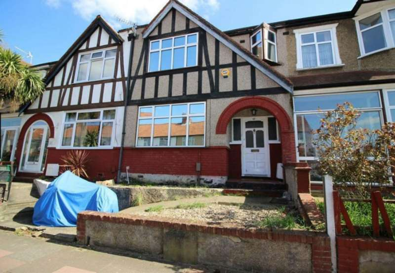 3 Bedrooms Terraced House for sale in Witham Road