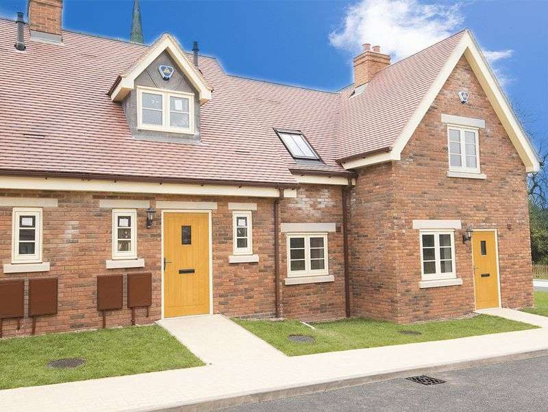 1 Bedroom Terraced House for sale in 7, St Cassian's Way, Chaddesley Corbett