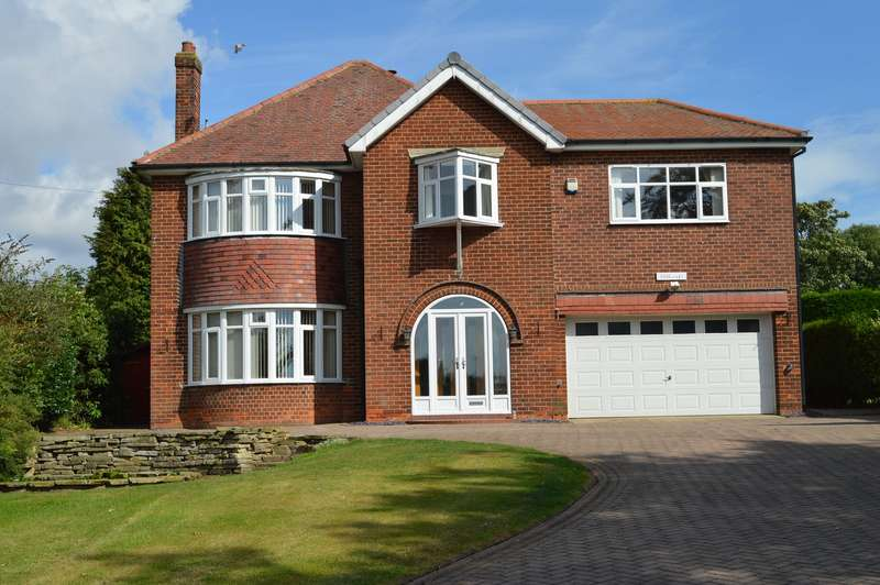 4 Bedrooms Detached House for sale in Vicarage Lane, Skirlaugh