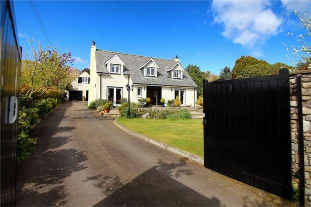 4 Bedrooms Detached House for sale in Colvend, Dalbeattie, Dumfries and Galloway