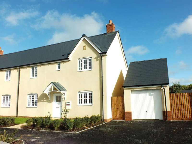 3 Bedrooms Semi Detached House for sale in Uffington