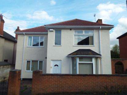 4 Bedrooms Detached House for sale in Westdale Crescent, Carlton, Nottingham, Nottinghamshire